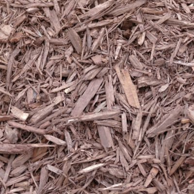 Natural Garden Mulch